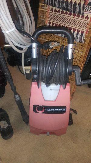Taskforce electric pressure washer $55.00 for Sale in Tacoma, WA