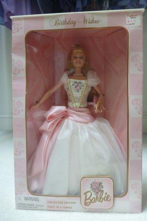 Birthday Wishes Barbie for Sale in Lincolnia, VA