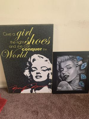 Marilyn Monroe Pictures for Sale in Jacksonville, FL