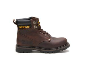 Cat Second Shift Steel Toe Work Boots for Sale in Miami, FL
