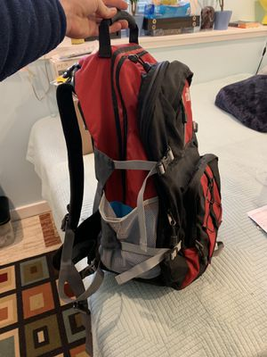 North Face Backpacking Backpack Bag - NEW ~60 Liter for Sale in Oakland, CA
