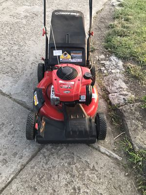 Troy Bilt self propelled mower for Sale in Columbus, OH
