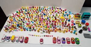 Shopkins Moose Toys Huge Lot Collection 380 Figures Rare Exclusives Season 1 for Sale in Anaheim, CA