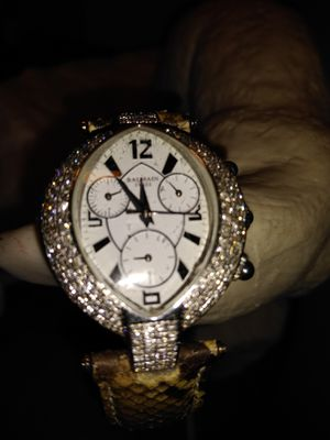 Pierre Balmain watch stainless steel case Swiss made for Sale in Silver Spring, MD