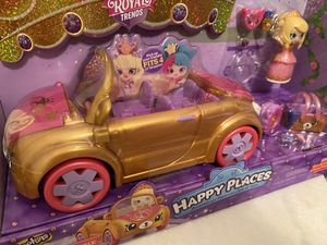 Shopkins Royal Trends Convertible for Sale in Houston, TX