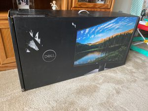 Dell ultrasharp 38 curved monitor for Sale in Schaumburg, IL