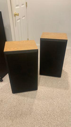 Audio acoustic passive speakers for Sale in Burlington, NJ