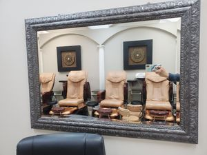 Framed mirror for Sale in Buford, GA