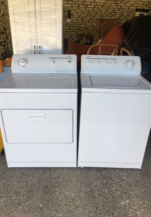 Kenmore 80 series washer and dryer set for Sale in Austin, TX
