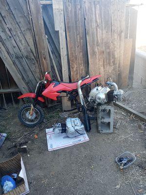 110 pit bike motor 125 for Sale in Bakersfield, CA