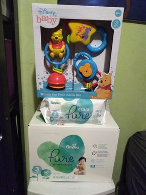 Pampers pure size 3 for Sale in Philadelphia, PA
