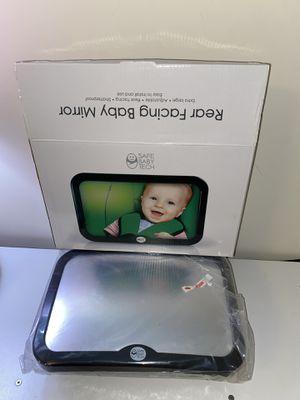 NIB Large Baby Rear Facing Car Mirror for Sale in Waynesboro, VA