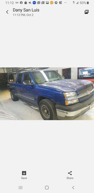 Chevy silverado Z71 for Sale in Tacoma, WA