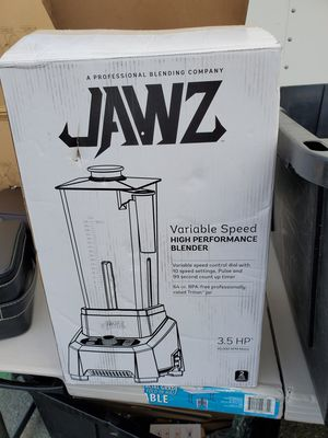 Jawz high performance blender for Sale in Lake View Terrace, CA