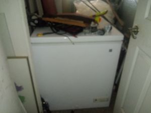 General electric 7 cubic foot deep freezer for Sale in Lake Wales, FL