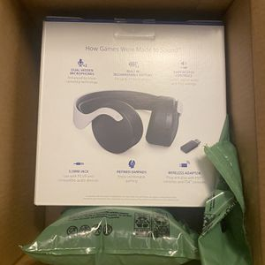 3D Pulse PS5 Headphones for Sale in Chicago, IL