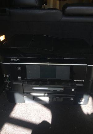 Epson workforce 845 printer for Sale in Redding, CA