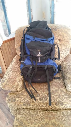 Origin Expedition Deuter Air Contact 90+10 Hiking Backpack for Sale in Nederland, TX