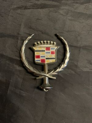 Cadillac Deville Hood Ornament OEM for Sale in Lemoore, CA