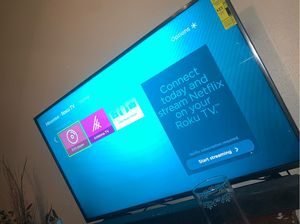 50 inch roku for Sale in Houston, TX