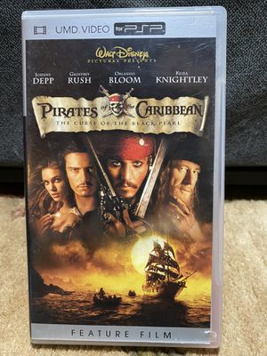 PIRATES OF THE CARIBBEAN: The Curse Of The Black Pearl for Sale in Pleasanton, CA