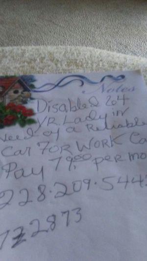 79.00 for Sale in Biloxi, MS