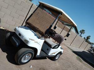 Golf cart 48 voltios electrico for Sale in Phoenix, AZ