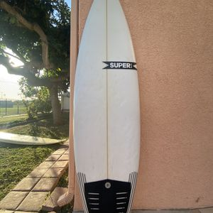 "5""10 Super Brand The Toy Surfboard for Sale in Huntington Beach, CA"