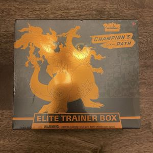 Champion's Path Elite Trainer Box Pokémon Card for Sale in Anaheim, CA