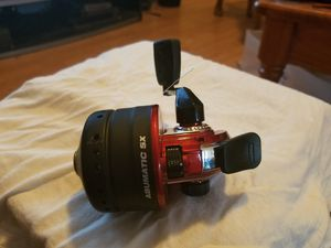Two - Abu Garcia Abumatic SX Spincast Reels for Sale in Grand Junction, CO