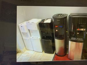 Water Dispensers Hot/Cold, Top/Bottom Loading $45-$75 for Sale in Warrensville Heights, OH