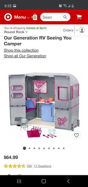 OG Camper for Sale in Round Rock, TX