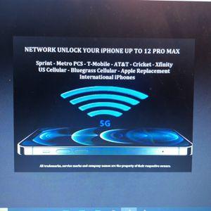 SIM Chip Network Un-locks for Sale in Moreno Valley, CA