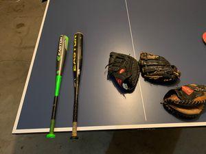Baseball Equipment for Sale in Irvine, CA