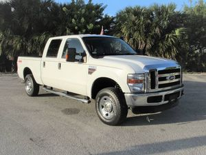 2008 Ford Super Duty F-250 SRW for Sale in Miami, FL