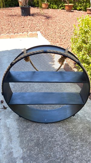 Decorative round wall shelves for Sale in Encinitas, CA