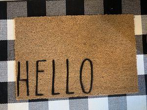Front door mat - new for Sale in Gresham, OR
