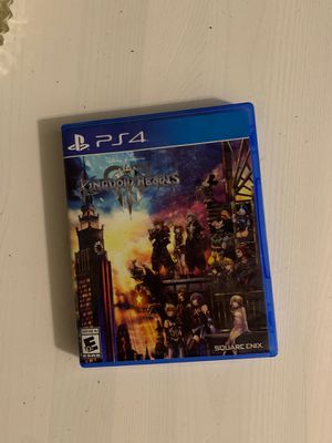 PlayStation 4 kingdom hearts 3 for Sale in Lakewood, CO
