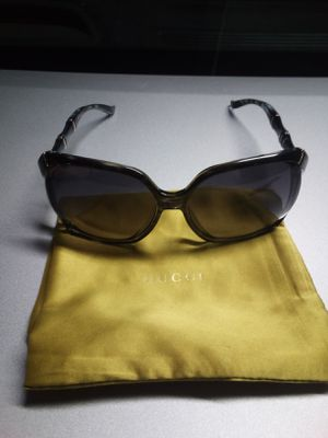 Oversized Women Gucci Sunglasses for Sale in Las Vegas, NV