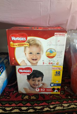 Huggies Diapers for Sale in Lawrenceville, GA