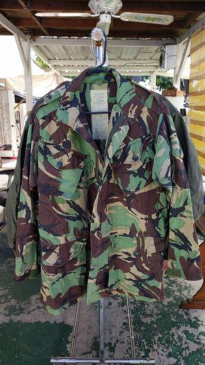 NATO,combat jacket, vintage for Sale in La Habra Heights, CA