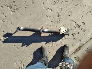 "rolling removable trailer Jack and 2"" hitch for Sale in Loveland, CO"