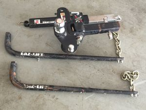 Equalizer Hitch Stabilizer Sway Control for Sale in Aubrey, TX