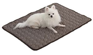 Pet Cooling Mat, Super Lightweight Thin Breathable Dog Cat Summer Sleeping Cooling Blanket Cushion Pad, Keep Pets Cool Comfort for Kennel Sofa Bed Fl for Sale in Lodi, CA