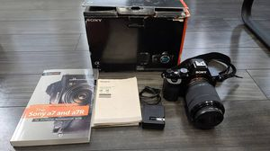 Sony A7 for Sale in Ashley, OH