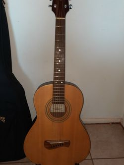 """Olympia Tacoma 3/4 Guitar - 36"""" Length With Bag, Steel Strings for Sale in Huntington Beach,  CA"""
