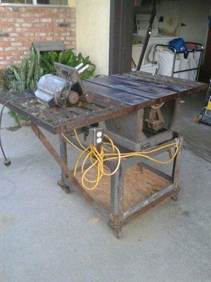 Craftsman saw table for Sale in Poway, CA