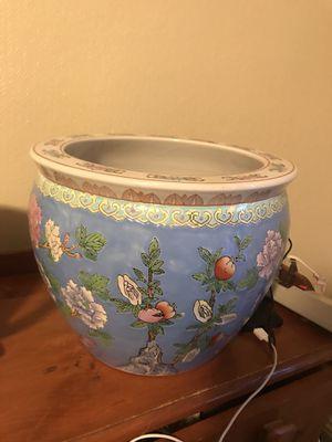 Fish flower pot jar for Sale in Malden, MA