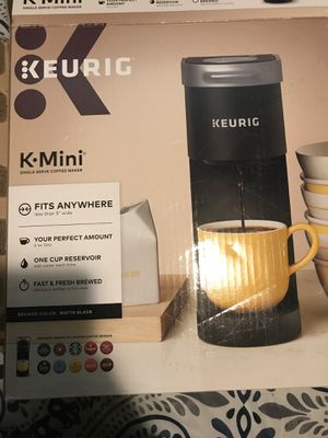 Keurig for sale never been used for Sale in Sanger, CA