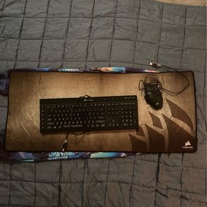 Corsair Keyboard and Mouse for Sale in San Marcos, TX